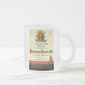 Havana Rum Mug