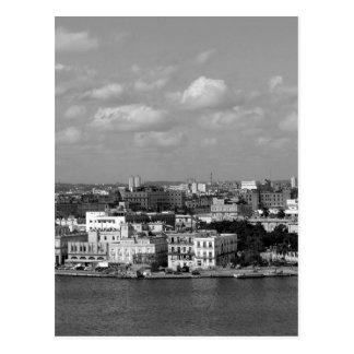 Havana skyline postcard