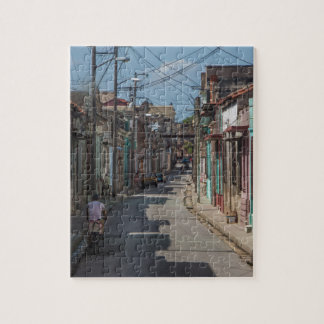 Havana streets jigsaw puzzles