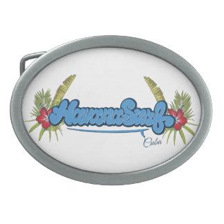 Havana Surf Company Belt Buckle