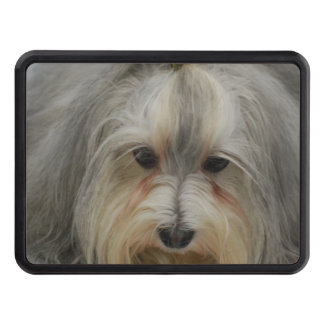 Havanese Dog Breed Trailer Hitch Cover