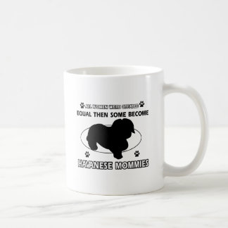 Havanese Dog designs Coffee Mug