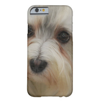 Havanese Funda Para iPhone 6 Barely There