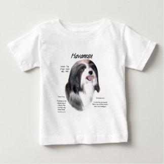 Havanese History Design Baby T-Shirt