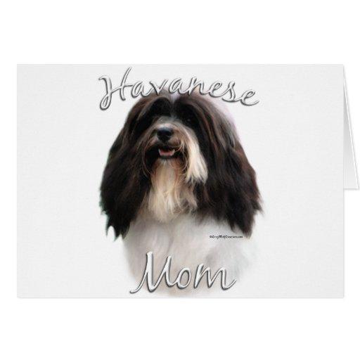 Havanese Mom 2 Cards
