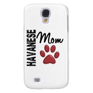 Havanese Mom 2 Galaxy S4 Case