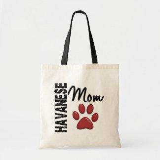 Havanese Mom 2 Tote Bag