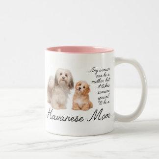 Havanese Mom Mug