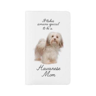 Havanese Mom Notebook