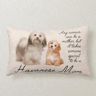 Havanese Mom Pillow