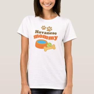 Havanese Mommy Dog Breed Gift T-Shirt