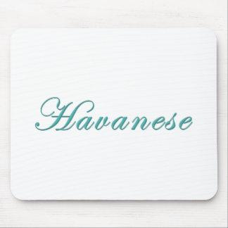Havanese Mousepads