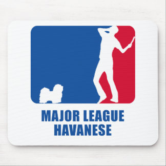 Havanese Mouse Pad