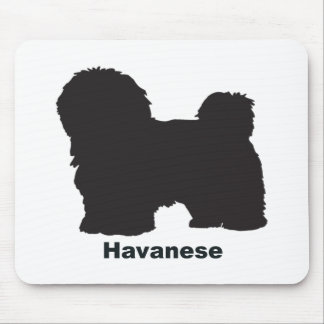 Havanese Mouse Pads
