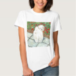 Havanese n Poppies Art Print Gifts & Cards T Shirt