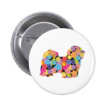 Havanese Pinback Buttons