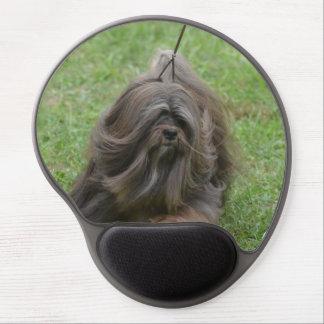 Havanese Puppy Gel Mousepad
