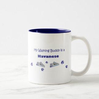 Havanese Two-Tone Coffee Mug