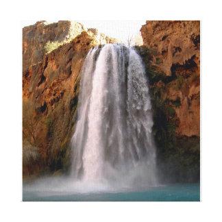 Havasu Falls Canvas Art Print Canvas Print