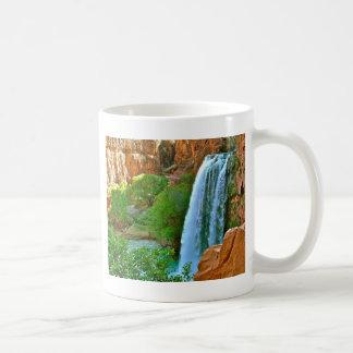 Havasu Falls Canyon Classic White Coffee Mug