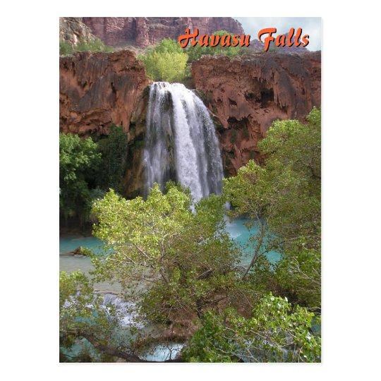 Havasu Falls Postcard