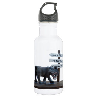 Havasu Palms Burro Water Bottle