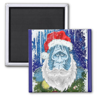 Have a ABOMINABLE Christmas Magnet