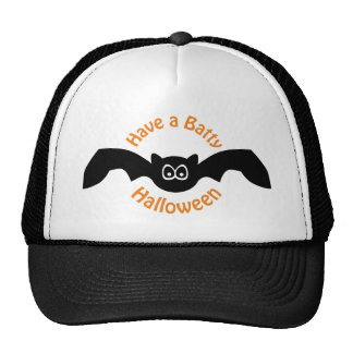 Have a Batty Halloween Hat