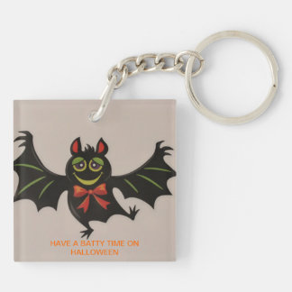 HAVE A BATTY TIME Key Chain