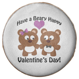 Have a Beary Happy Valentine's Day! Chocolate Covered Oreo