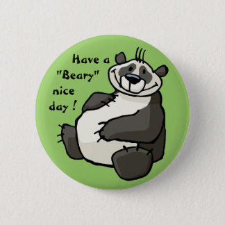 Have a beary nice day button