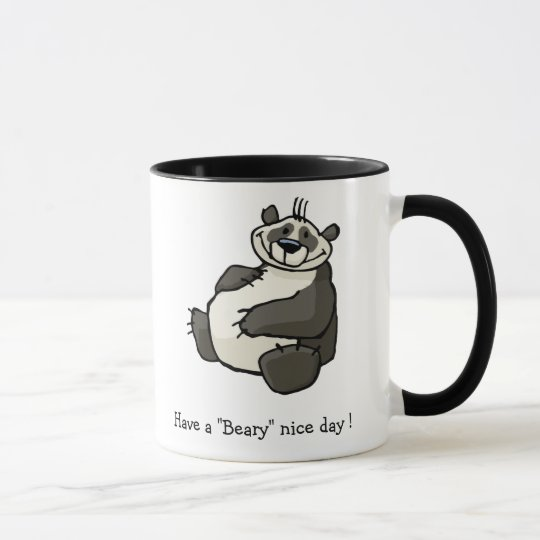 Have a Beary nice day Mug