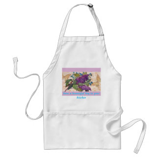 HAVE A BEAUTIFUL DAY ADULT APRON