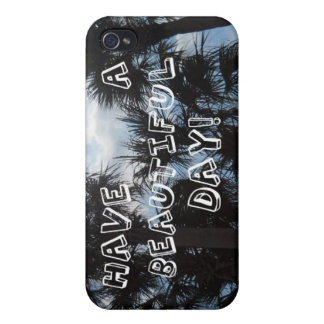 Have a beautiful day! iPhone 4/4S cover
