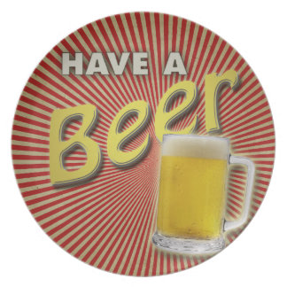 Have a Beer Plate