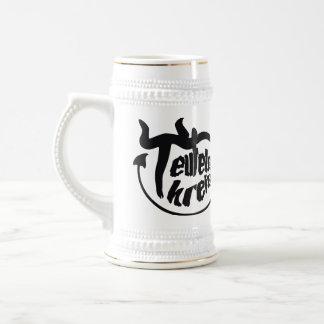 Have a Beer With círculo vicioso (Black logo edici Jarra De Cerveza