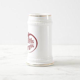Have a Beer With círculo vicioso Jarra De Cerveza