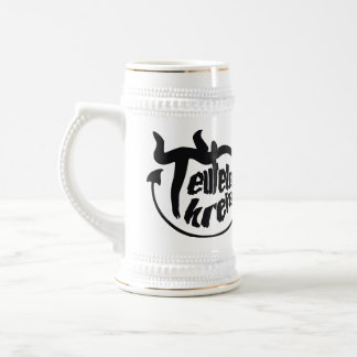 Have A Beer With vicious circle (Black logo editio Beer Stein