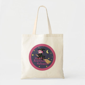 Have A Bewitching Halloween! Tote Bag