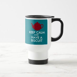 Have a Biscuit! 2.0 Travel Mug