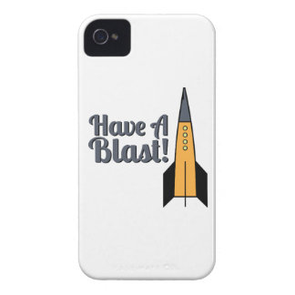 Have A Blast ! iPhone 4 Case-Mate Cases