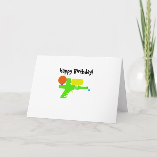 Have A Blast Happy Birthday Card Zazzle