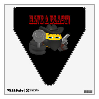 Have A Blast Room Decals