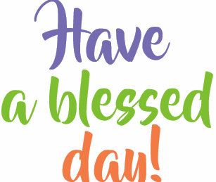 Have A Blessed Day Gifts On Zazzle