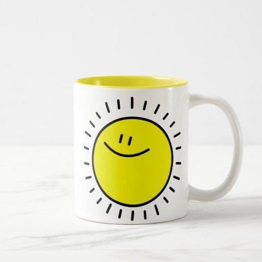 Have a BRIGHT day! Mug (customizable)