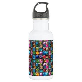 Have a close look, you will find A TREASURE Water Bottle