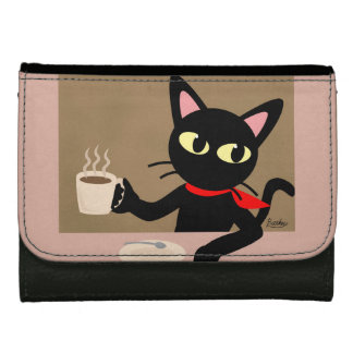 Have a coffee wallet