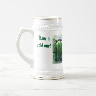 Have a cold one stein mug
