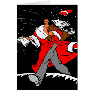 Have a Commie Christmas Card