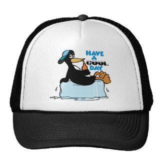 Have A Cool Day - Word Play Trucker Hat